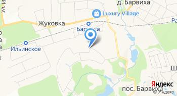 Еврейский культурный центр Жуковка на карте