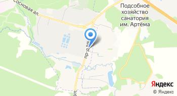 Зелтранссервис на карте