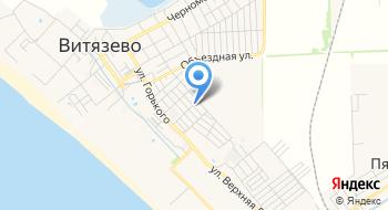 Русский берег на карте
