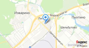 АвтоТехЦентр Внуково на карте