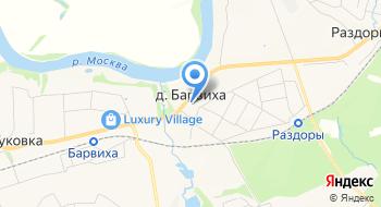Подворье Зачатьевского женского монастыря на карте