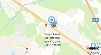 Амирис-Маркет на карте