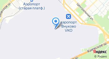 Контейнерный терминал на карте