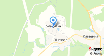 Агротуристический комплекс Зооферма Шихово на карте