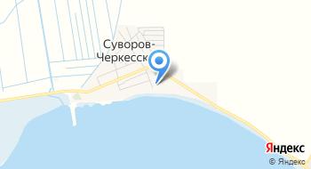 Школа-интернат №28, Гбскоу на карте