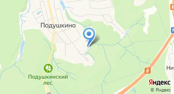 ЖСК Подушкино на карте