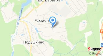 Потребительский Эксплуатационно-Строительный Кооператив Рождественнский на карте