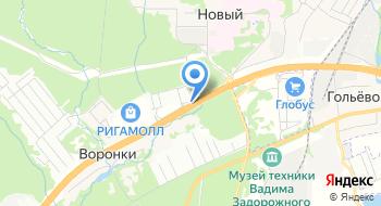 Напольные покрытия ParketElit.ru на карте