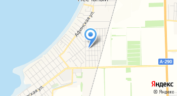 Витязево.ком на карте