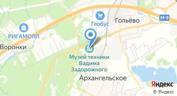 Gidrolica на карте