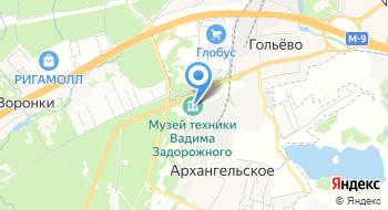 InComm на карте