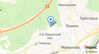 Бытовка.ру на карте