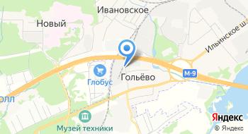 Спанлайт на карте