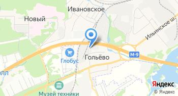 ПСБ Гольево на карте