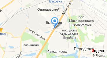 Red-bakovka на карте