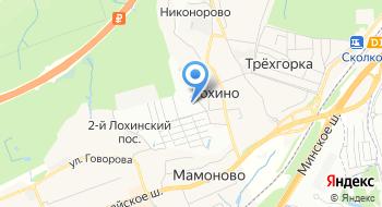 НОЧУ Одинцовская школа РО ДОСААФ МО на карте