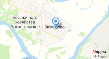 Рублево-Архангельское на карте