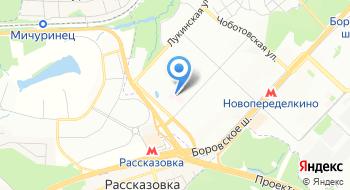 Детская городская поликлиника №132, филиал №144 на карте