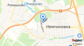 Белорусский лен на карте