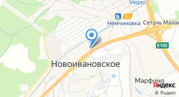 Декор-центр Oikos на карте