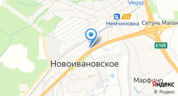 Торговый центр Евростройдом на карте