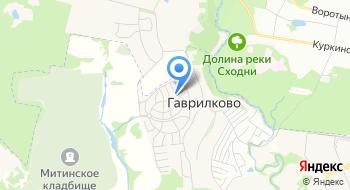 Интерлаб на карте