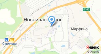 Ритмастер на карте