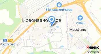 Ихтис такси на карте