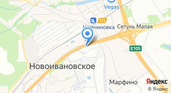 ДИВит-авто на карте