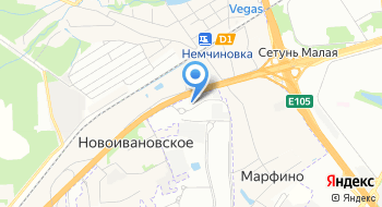 AvtoGear на карте