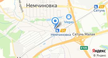 Муниципальное бюджетное учреждение культуры Немчиновский культурно-досуговый центр на карте