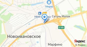АГЛ на карте