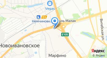 Мэлсмон на карте