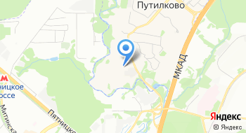 Танзор на карте