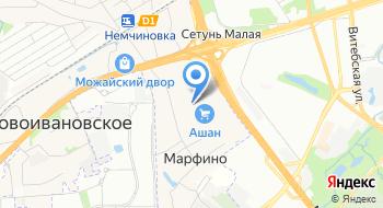 Keremet на карте