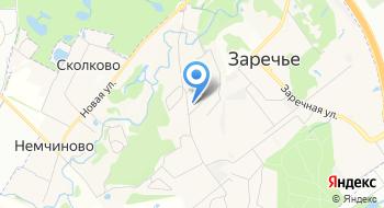 МУП РЭП Заречье на карте