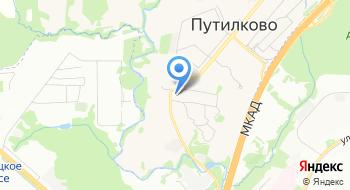 Беттчет на карте