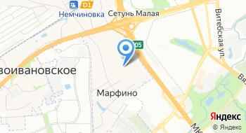 Ecco на карте