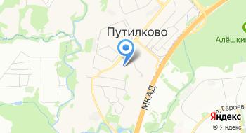 Дэлз на карте