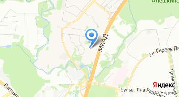 Спарашютом.ру - Прыжки с парашютом на карте