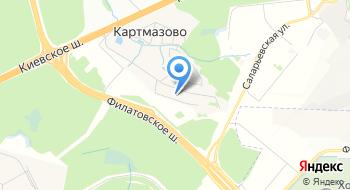 Частный пансионат Аппассионата на карте