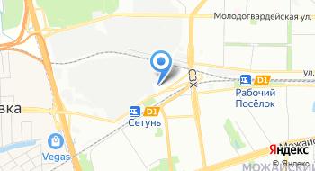Дом моды Евгении Ивановой на карте