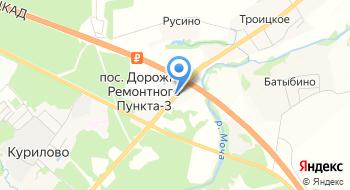 Водосток на карте