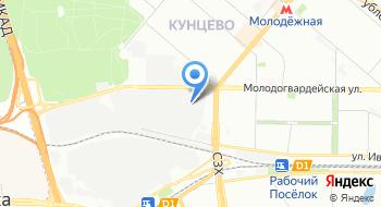 Компания Rigera на карте