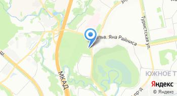 Дом пивного оборудования на карте