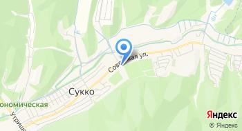 Русское поместье на карте