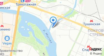 Водно-спортивный комплекс Буревестник на карте
