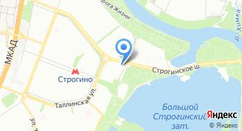 АСВТехСтрой на карте