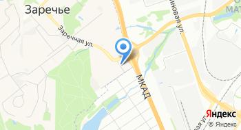 ЗапчастиФорд.рф на карте
