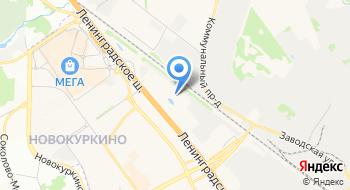 Компания ПолМикс на карте